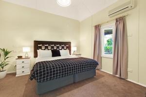 chapel suite bedroom
