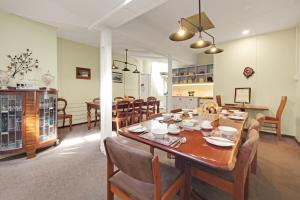 Margaret River Guest House dining room