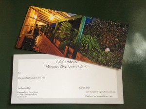 Margaret River Gift Vouchers